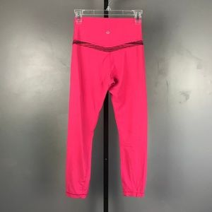 Lululemon Athletica - Pink Size 6 Leggings
